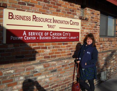 Bric Building Carson City